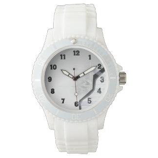 Broken Illusion Wrist Watches