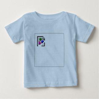 Broken Image JPG PNG GIF JPEG Baby T-Shirt
