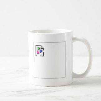 Broken Image JPG PNG GIF JPEG Coffee Mug