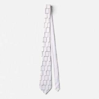 Broken Image Neck Tie