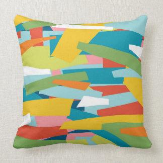 Broken Landscape - Pillow