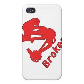 broken-logo iPhone 4 covers