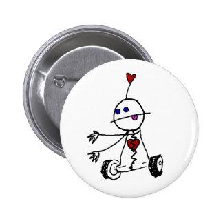 Broken Love Machine Button