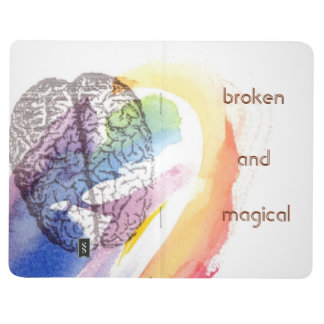 Broken Magical Brain -Pocket Journal