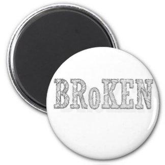 Broken Fridge Magnets