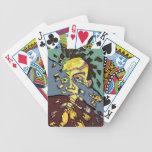 broken man deck of cards