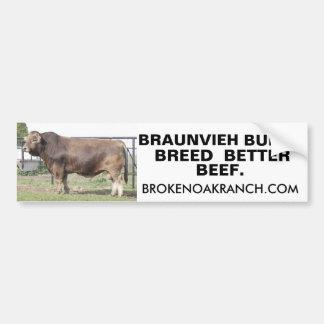 Broken Oak Ranch Bumper Sticker