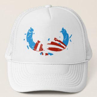 Broken Obama Logo Hat