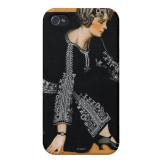 Broken Pearl Necklace iPhone 4 Cases