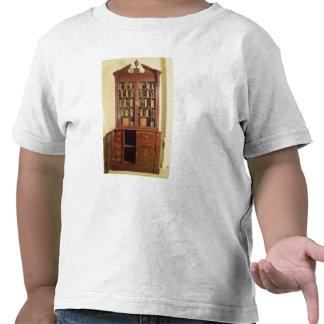 Broken pedimented bureau bookcase shirts