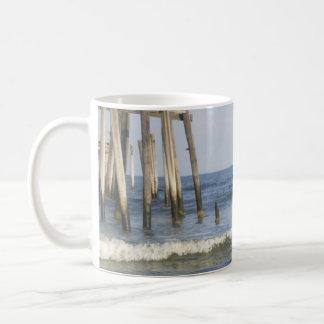 Broken Pier - Classic White Mug (11 oz)