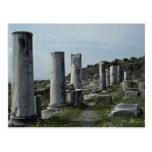 Broken Pillars Postcard