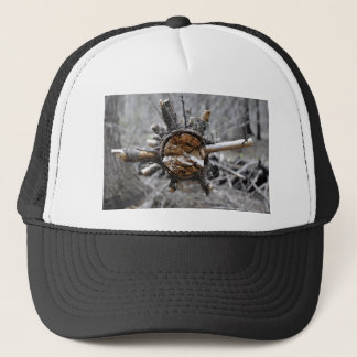 Broken Pine Trucker Hat