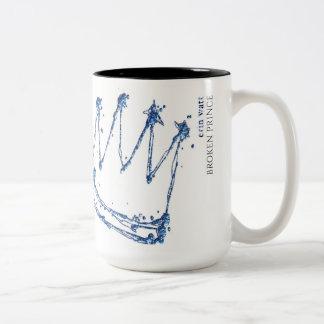 Broken Prince one-sided mug