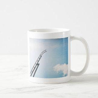 Broken Rollercoaster Coffee Mug