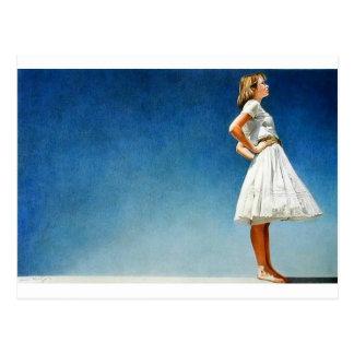 Broken Rules by Ann Kullberg Postcard