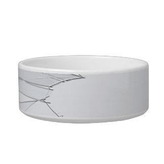 Broken Shattered Glass Bowl