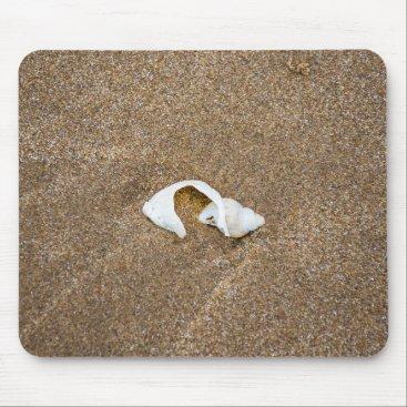 Beach Themed Broken shell mousepad