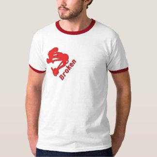 Broken Singlespeed Ringer Shirts
