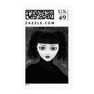 Broken Soul Gothic Custom Postage
