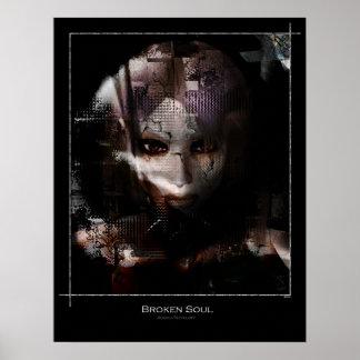 Broken Soul Poster