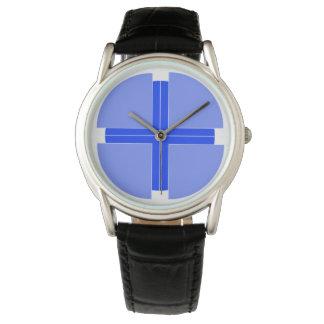 Broken Sphere Wristwatch