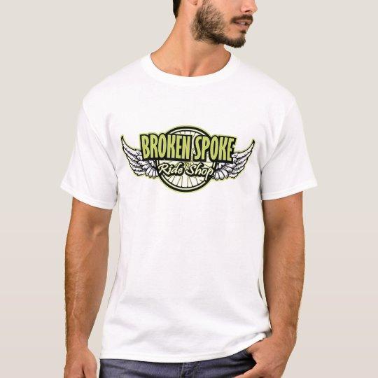 Broken Spoke Ride Shop Gear T-Shirt