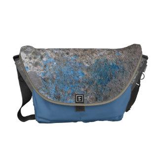 Broken Stained Concrete Rickshaw Messenger Bag