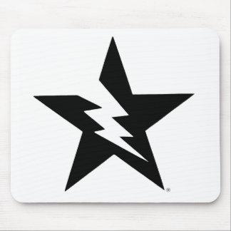 broken star mousepad