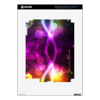 Broken Starlights 1A i Pad Skin iPad 3 Decals