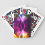 Broken Starlights 1A  Playing Cards