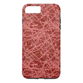 BROKEN STRINGS (an abstract art design) ~ iPhone 7 Plus Case