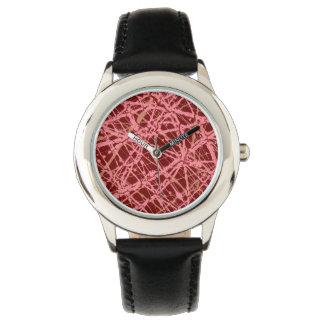 BROKEN STRINGS (an abstract art design) ~ Wrist Watches