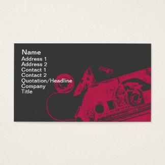 Broken Tape - Business Business Card