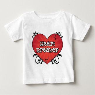 Broken Tattoo Heart Breaker Baby T-Shirt