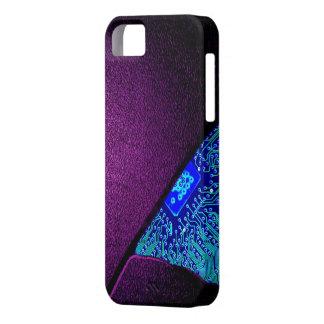 Broken Tech - Purple Case