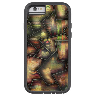 Broken textures by rafi talby tough xtreme iPhone 6 case