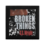 Broken Things Book Cover Gift Box