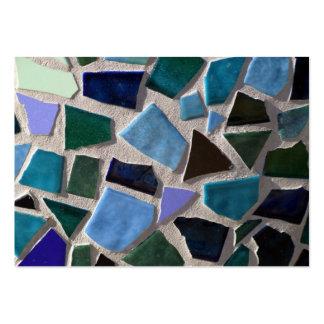 Broken Tile Business Card