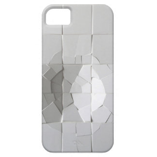 broken tiles i phone case