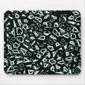 Broken to Smithereens Mouse Pad