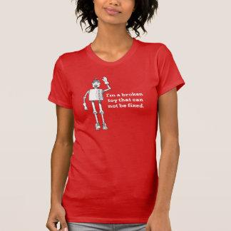 Broken Toy Jersey T-Shirt