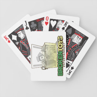 Broken Toys Cards Bicycle Playing Cards