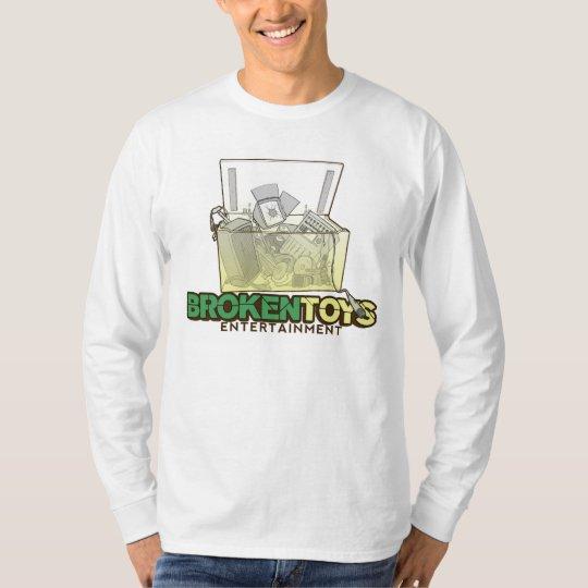 Broken Toys Long sleeve T-Shirt