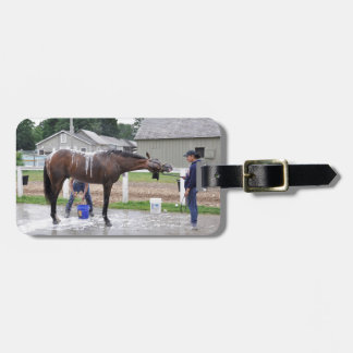 Broken Vow -Copeland's Angel Colt Tag For Luggage