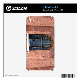 Broken Window iPhone 4S Skins
