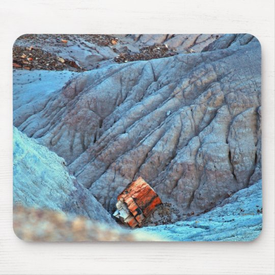 """""""Broken Wood in Blue Canyon"""" collection Mouse Pad"""