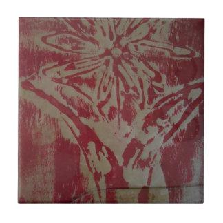 BrokenFlower.JPG Azulejo Ceramica