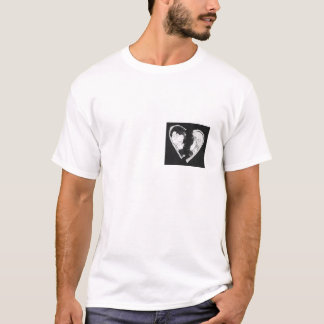 BrokenHeart-, C a u g h t Under        T rage  dy T-Shirt
