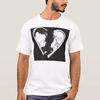 BrokenHeart- Caught Under Tragedy T-Shirt